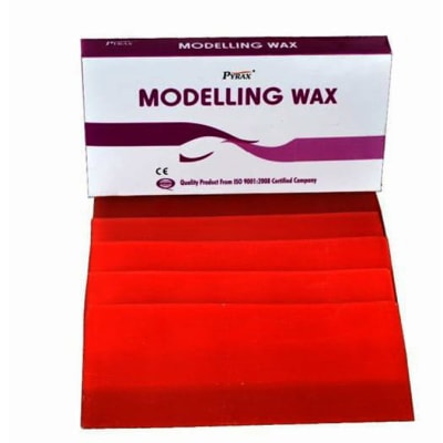 Laboratory Materials - Modelling Wax image