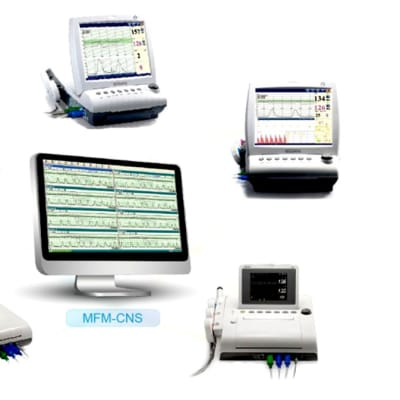 Obstetrics & Gynecology - MFM-CNS Central Monitoring System image