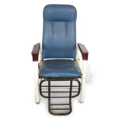 Blood donor chair image
