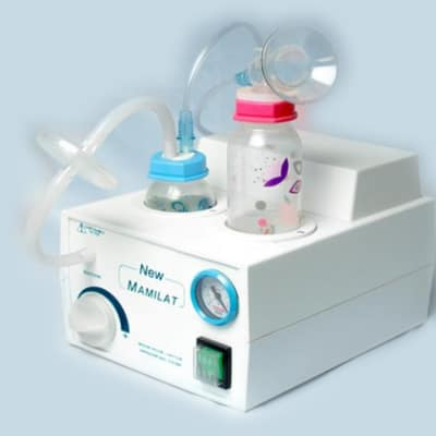 Breast pump electric image