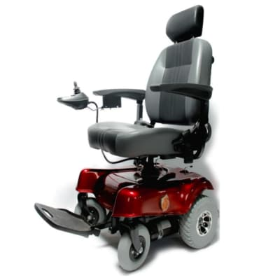 Electric wheelchair image