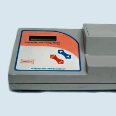 PH meter digital table model image