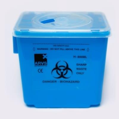 Safety box plastic image