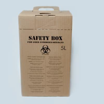 Sharp box 5 liters image