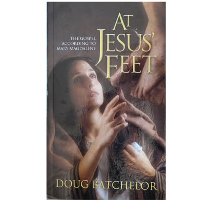 At Jesus' Feet - The Gospel According to Mary Magdalene image