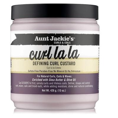 Curl La La  Defining Curl Custard Curls & Coils  426g image