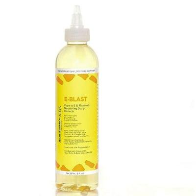 E-Blast  Vitamin E & Flaxseed Nourishing Scalp Remedy  Curls & Coils Kids 237ml image