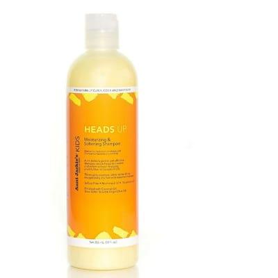 Heads up  Moisturizing & Softening Shampoo Curls & Coils Kids 355ml image