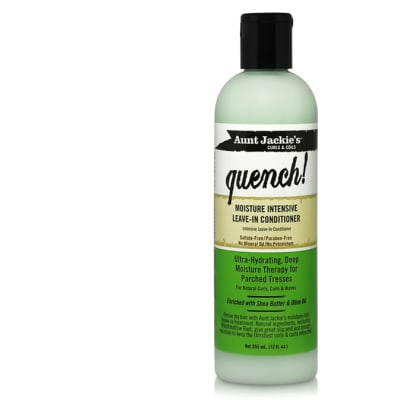 Quench!  Moisture Intensive Leave-In Hair Conditioner Shea Butter & Olive Oil image