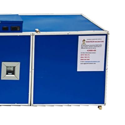 Manual Turning Incubator 220 Egg Capacity image