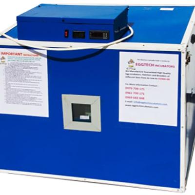 Automatic Turning Incubator  88 Chicken (221 Quail) egg Capacity image
