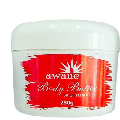 Brightening Body Butter  image