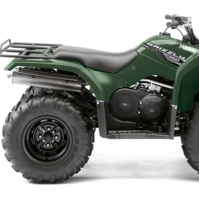 Yamaha Grizzly 350 4WD image