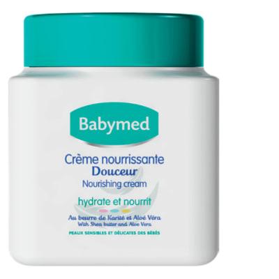 Babymed Moisturizing Cream image