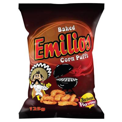 Emilios Corn Puffs - BBQ image