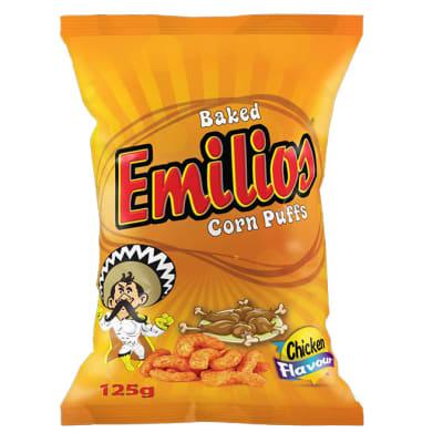 Emilios Corn Puffs - Chicken  image
