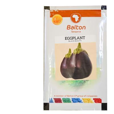 Black Beauty Eggplant Seeds  image