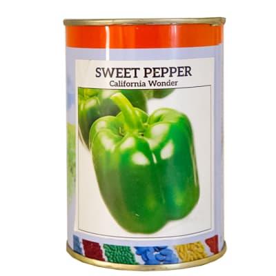 California Wonder  Sweet Bell Pepper Seeds image