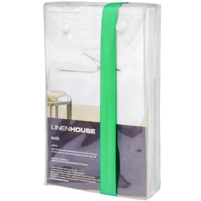 Basel  Cotton Percale Bed Sheet Set  500 Thread Count  image