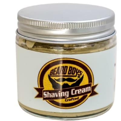 Beard Boys  Crafted Shaving Cream 100ml image