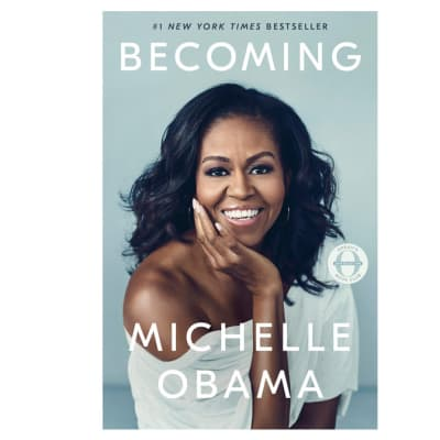 Becoming Michelle Obama  image