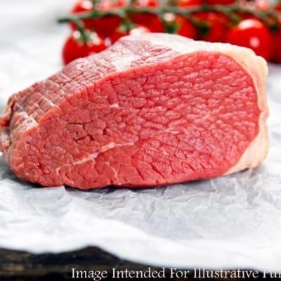 Beef Topside Steak image