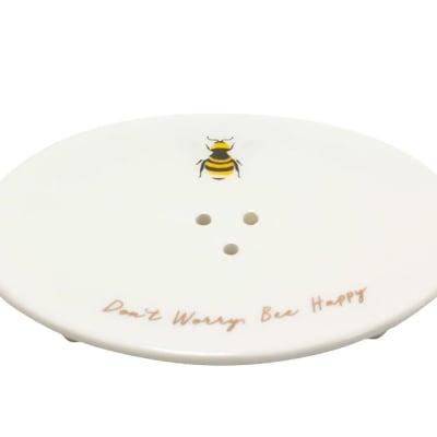 Beekeeper - Ceramic Soap Dish  image