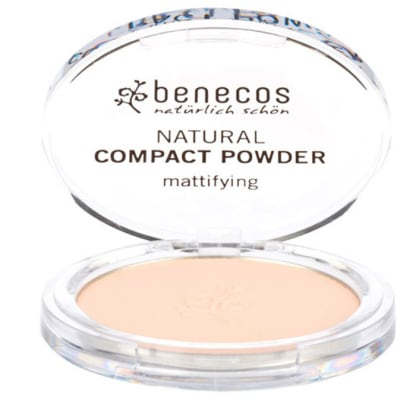 Benecos Natural Compact Powder image