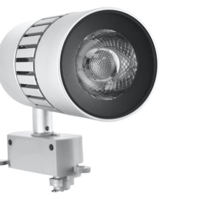 Silver Philips LED Track Light image