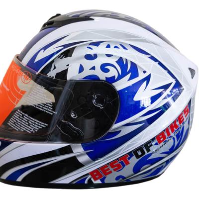 Motorcycle Helmet - Best of Bikes WLT-101 image
