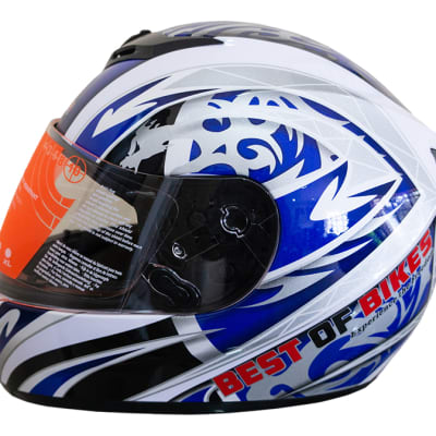Motorcycle Helmet - Best of Bikes WLT-101 image