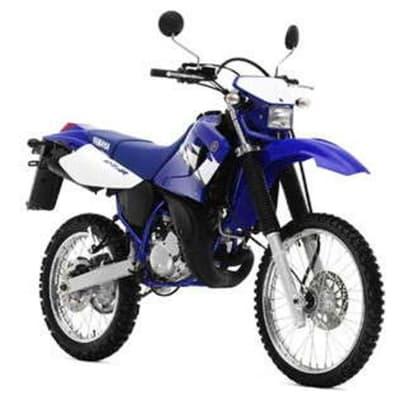 Yamaha DT 125 image