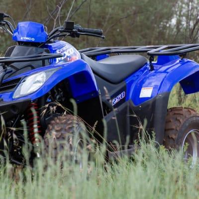 Kymco MXU 250 image