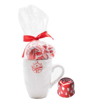 Milk Chocolates Beyers  Sweetie Pie Mug with Vanilla image