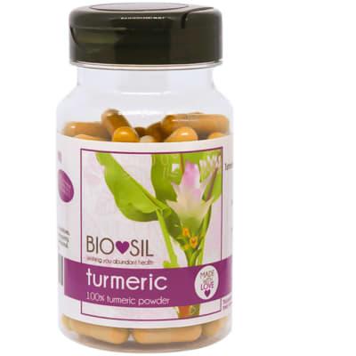 Turmeric & Piperine Vegan   Dietary Supplement 100 Capsules image
