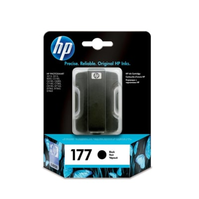 Printer Toner Cartridges - Hewlett Packard HP 177XL Black Toner Cartridge image