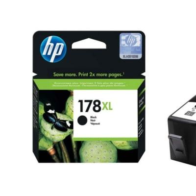 Printer Toner Cartridges - Hewlett Packard HP 178XL  Black Toner Cartridge image