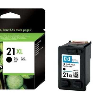 21xl (Hp C9351ce) black Ink Cartridge image