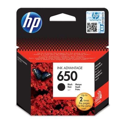 Printer Toner Cartridges - Hewlett Packard HP 650XL Black Toner Cartridge image