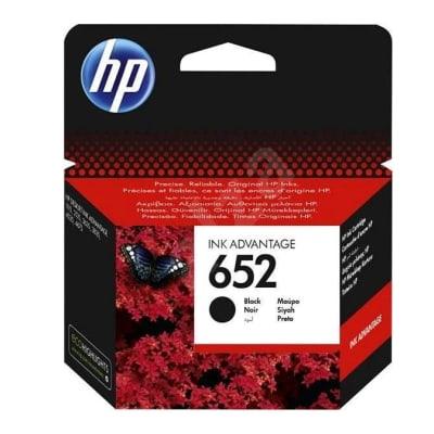 Hp 652x Black Ink Cartridge image