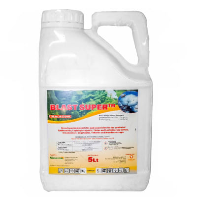 Blast Super  Broad Spectrum Acaricide & Insecticide image