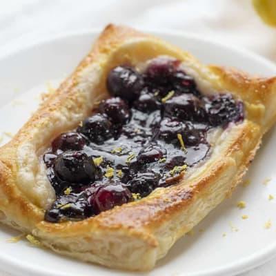 Tansi Kitchen - Blueberry Danish image