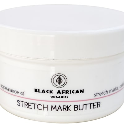 Body Butter Natural anti Stretch Marks 250ml  image