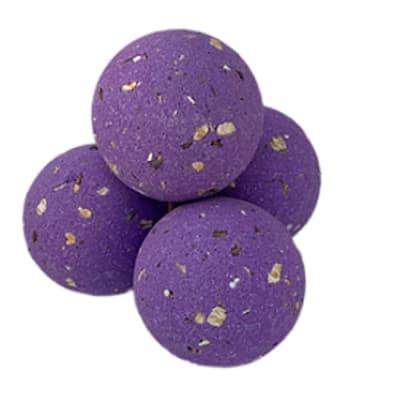 Bath Bombs  Bodycraft Lavender & Oats image