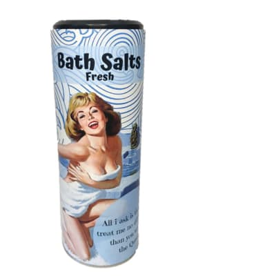 Bath Salts Bodycraft Vintage Fresh image