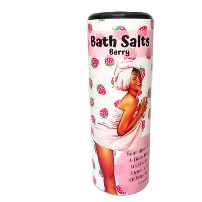 Bath Salts Bodycraft Vintage Pink Strawberry  image