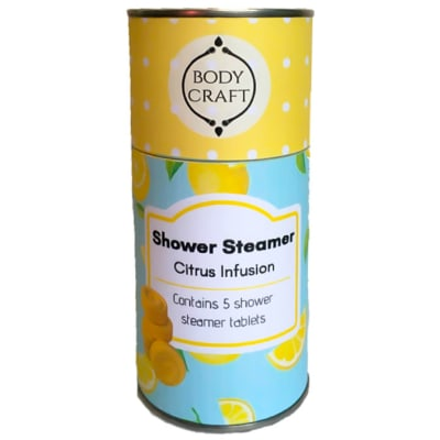 Shower Steamers Bodycraft Citrus Infusion  image