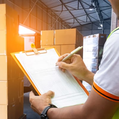 Risk Mitigation Inspection Services -  Warehouse Inspection(inclusive of detailed report) image