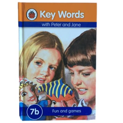 Key Words - With Peter And Jane – 7b Fun And Games image