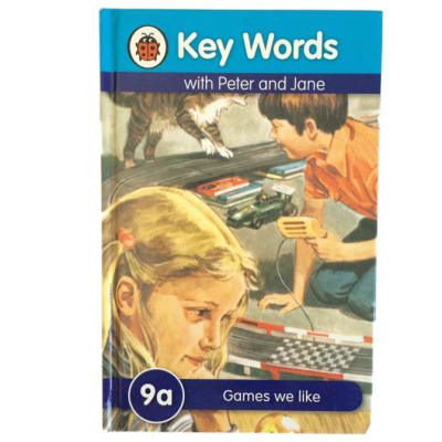Key Words - With Peter And Jane – 9a Games We Like image